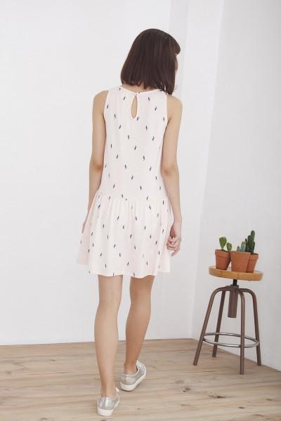 Heidi pink dress